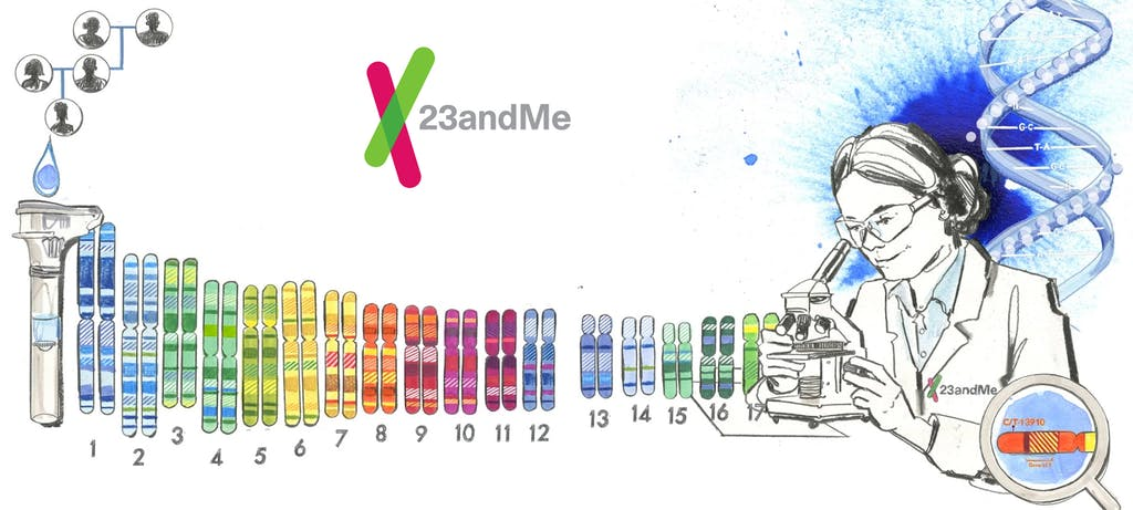 23 and Me Reviews   Are tests from 23andMe.com worth it?