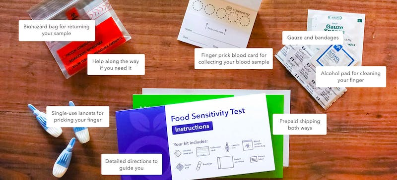 The Best Food Sensitivity Test 2020 Everlywell Discount Code